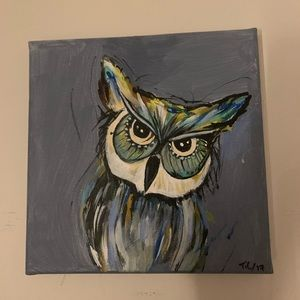 Other - Owl painting